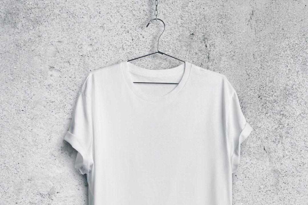 Esssential White Tshirt