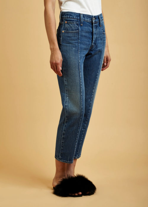 Altered Straight Jeans Levi's Water>Less Jeans Eco-friendly Fair trade