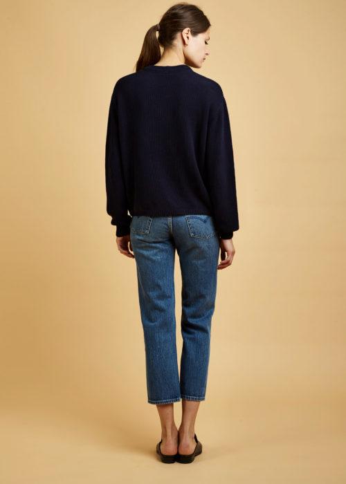 Escape Crew Sweater Kowtow Sweater Eco-friendly Fair Trade Organic