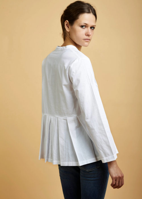 Fold Out Shirt Kowtow Shirt Eco-friendly Fair Trade Organic