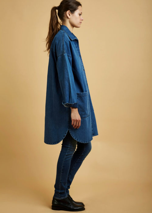 Fortune Jacket Kowtow Jacket Eco-friendly Fair Trade Organic