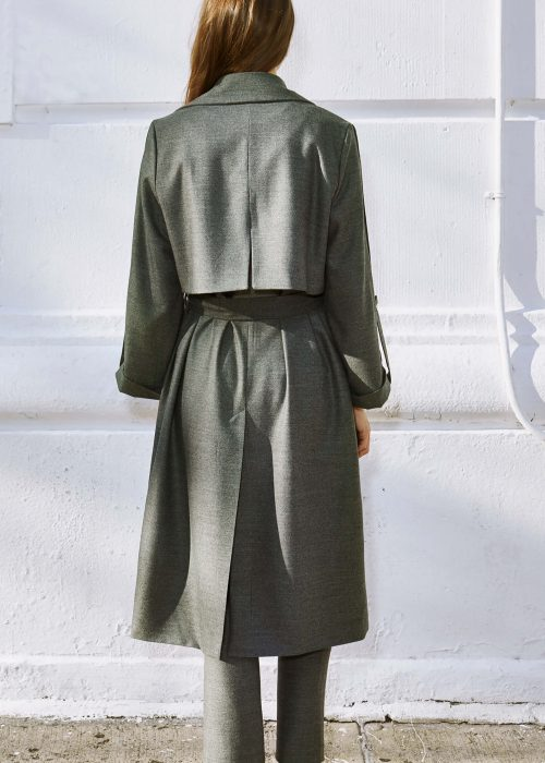 Harold Coat Margaux Lonnberg Coat Locally-made