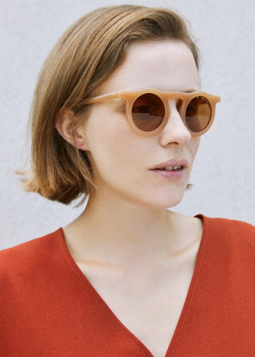 Lind Sunglasses Carla Colour Sunglasses Handmade Fair-trade Eco-friendly