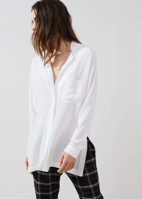 Neil White Margaux Lonnberg Shirt Eco-friendly Locally-made