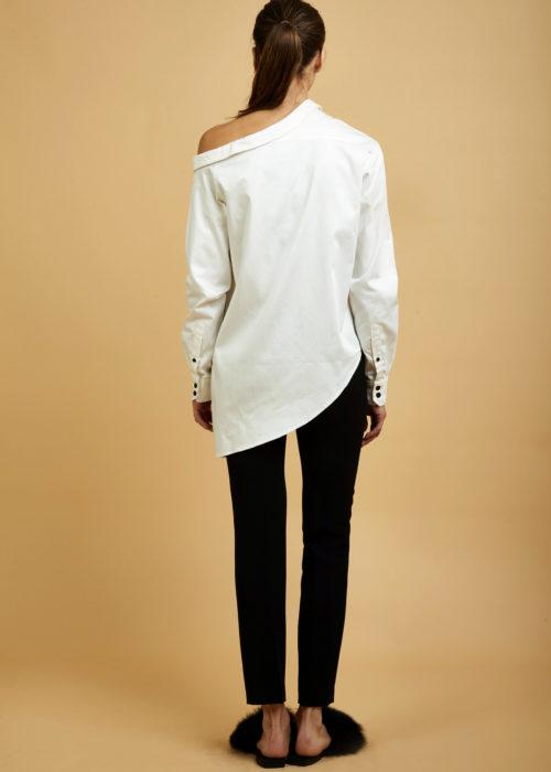 Oriana Shirt Back Behno Shirt Fair trade