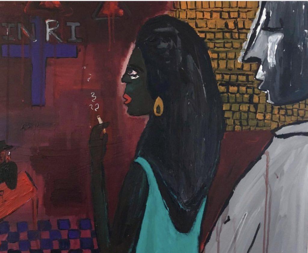 Cassi Namoda Paintings