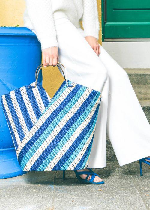 handmade basket bags made in Africa