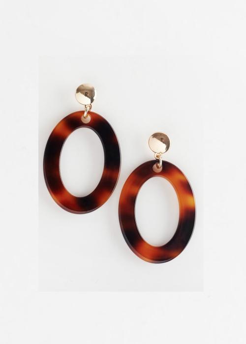 Handmade earrings vintage