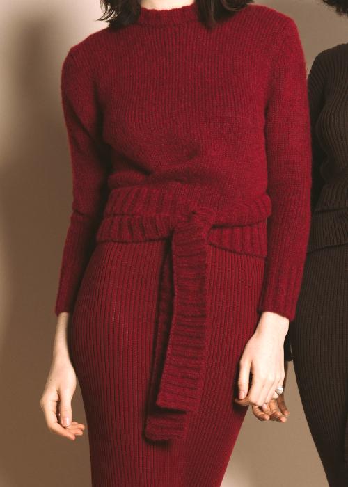 Ajaie Alaie Alpaca sweater