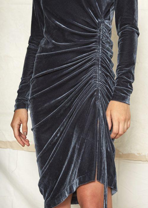 Rachel Antonoff Flora Ruched Dress
